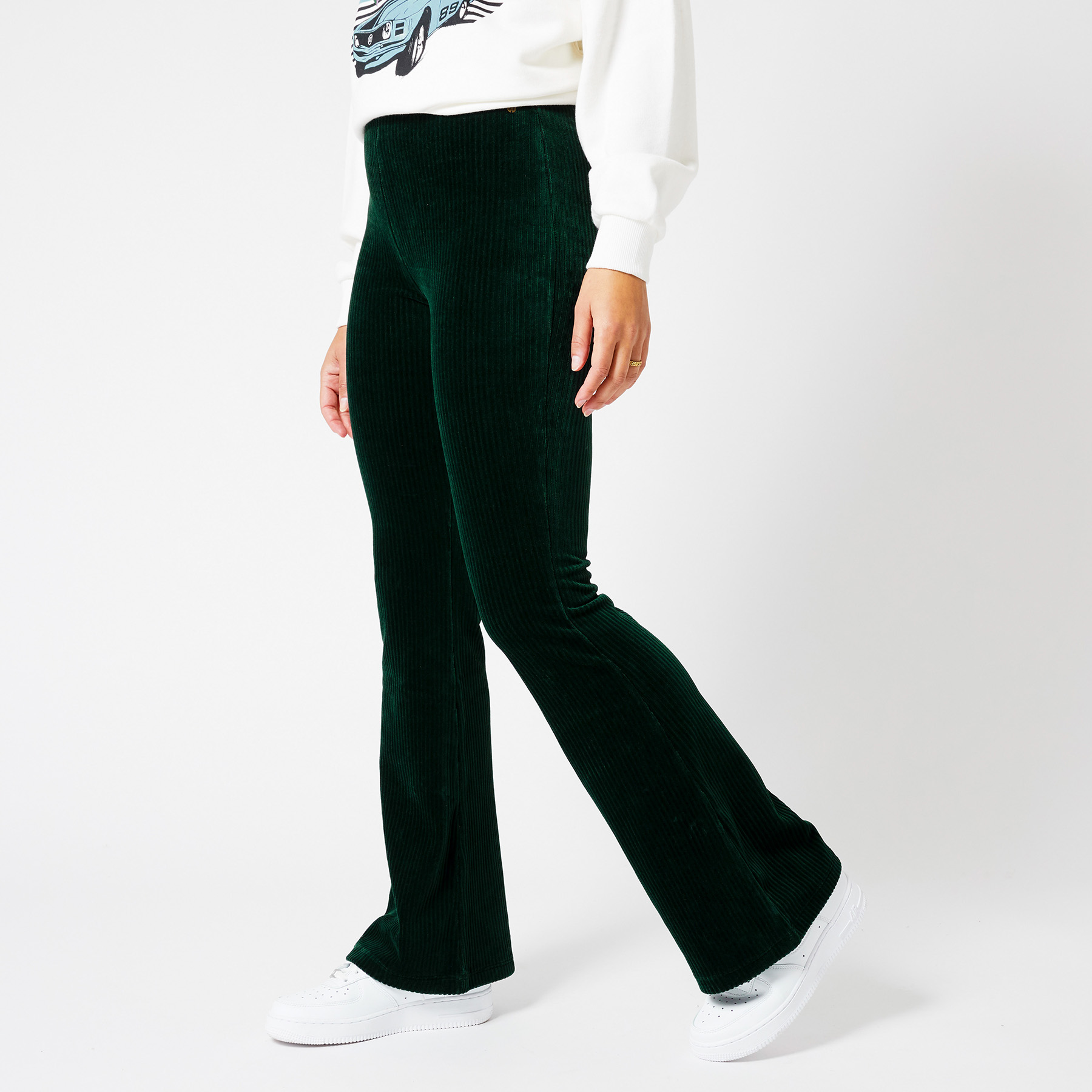 Flared pants Charly