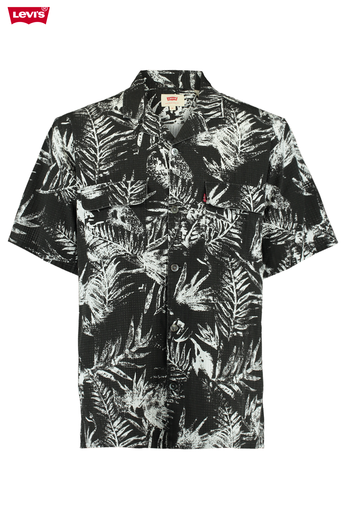 Shirt SS Safari shirt