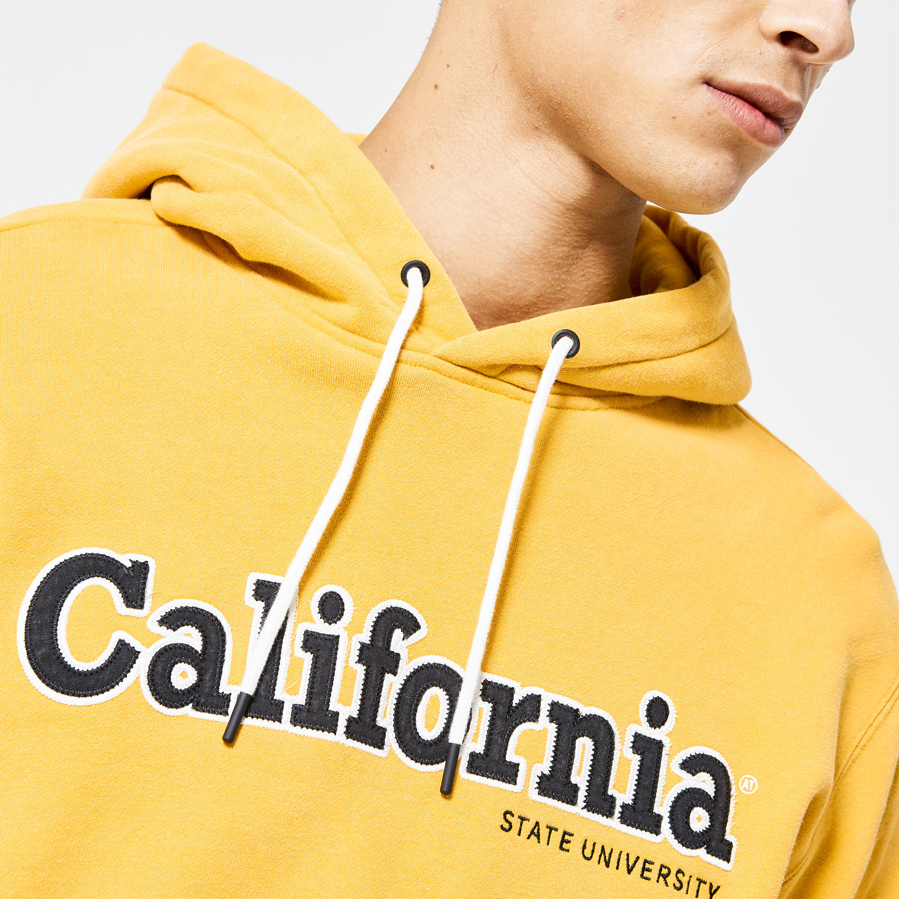 Hoodie Sage hood California