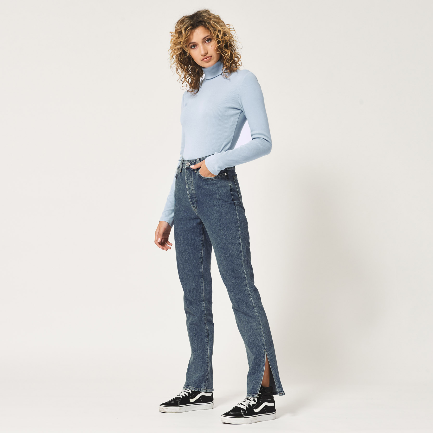 Jeans Mila slit