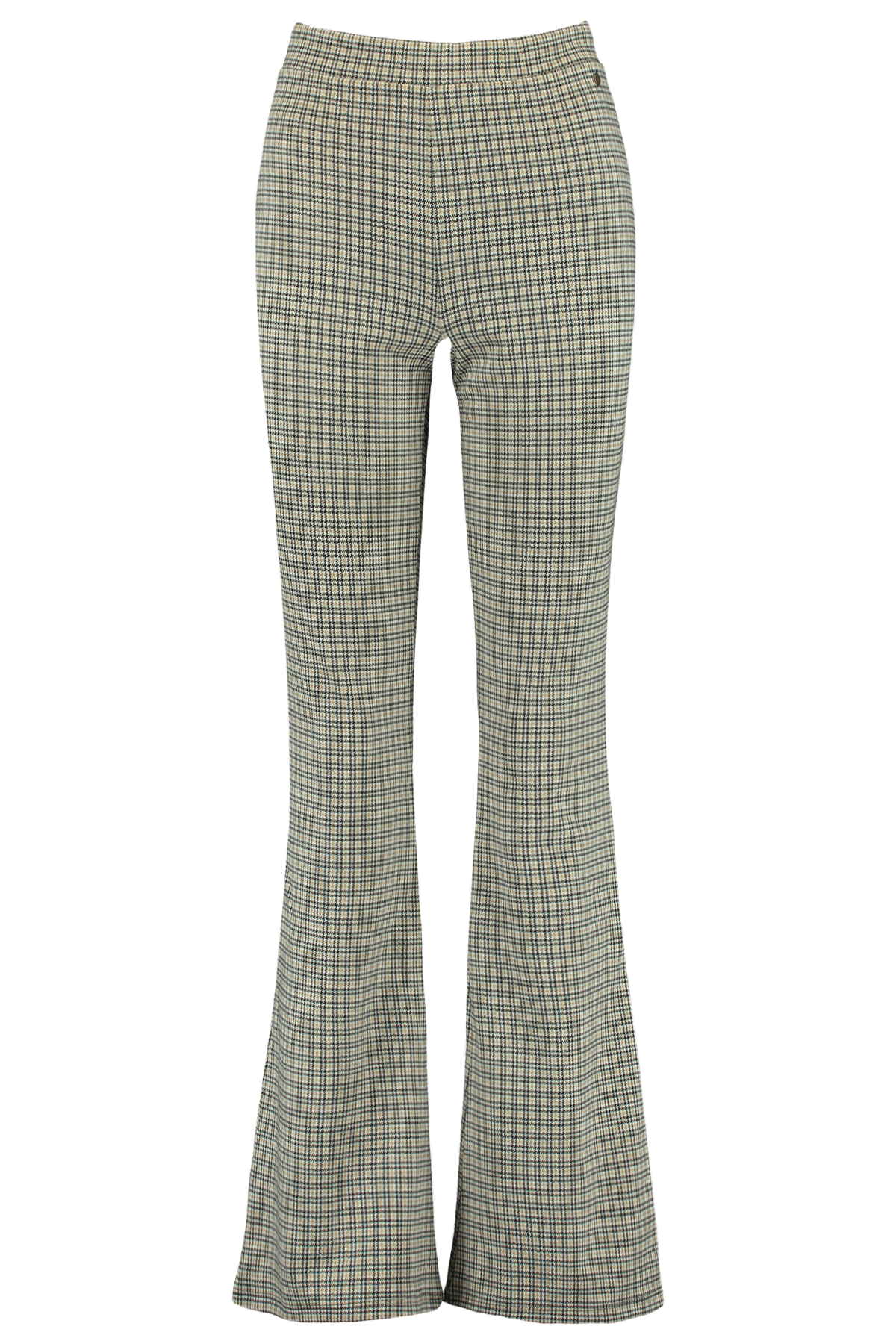 Legging Charly Shorty Lilac check