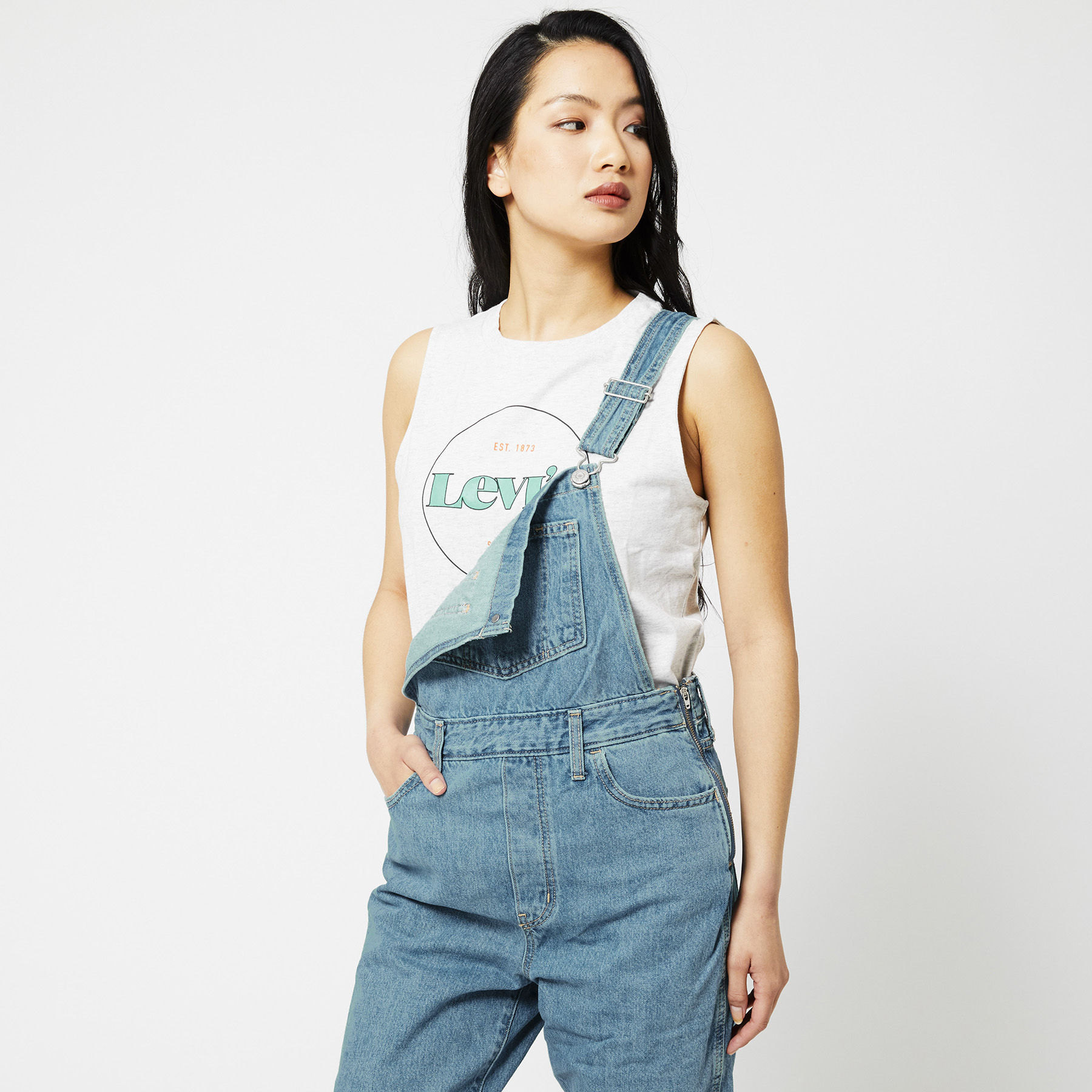 Salopette TAPERED OVERALL