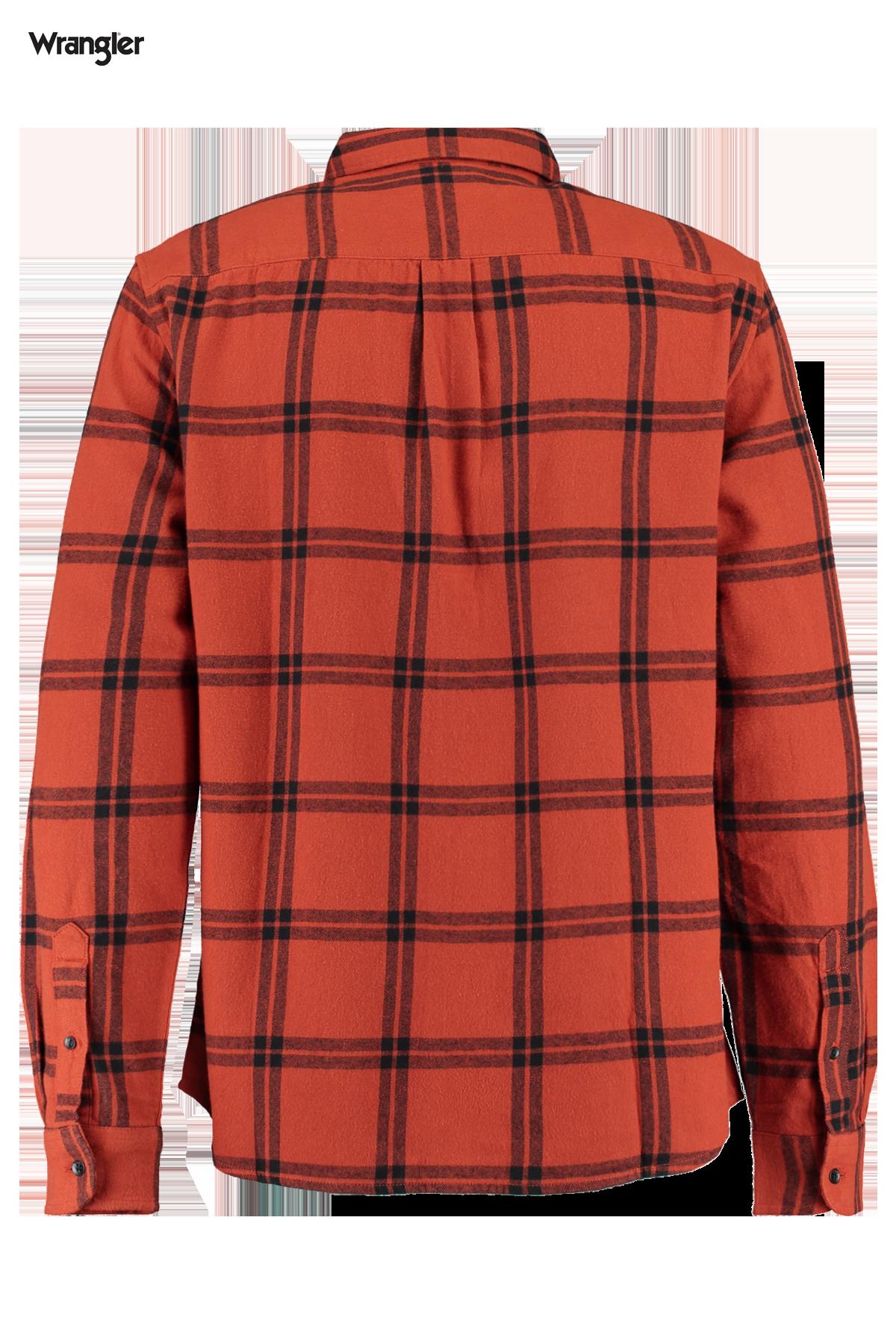 Hemd LS 1 PKT Shirt