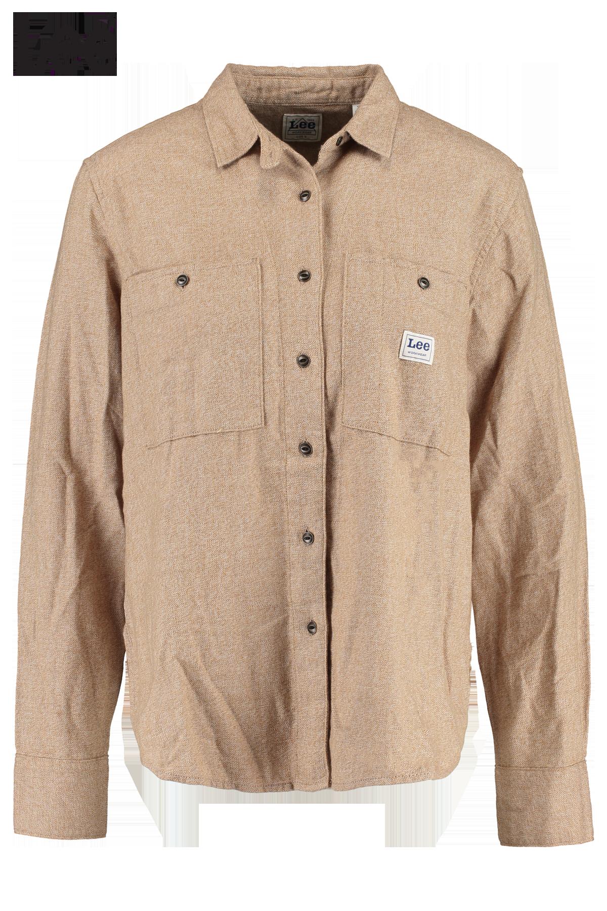 Blouse collar Worker Shirt