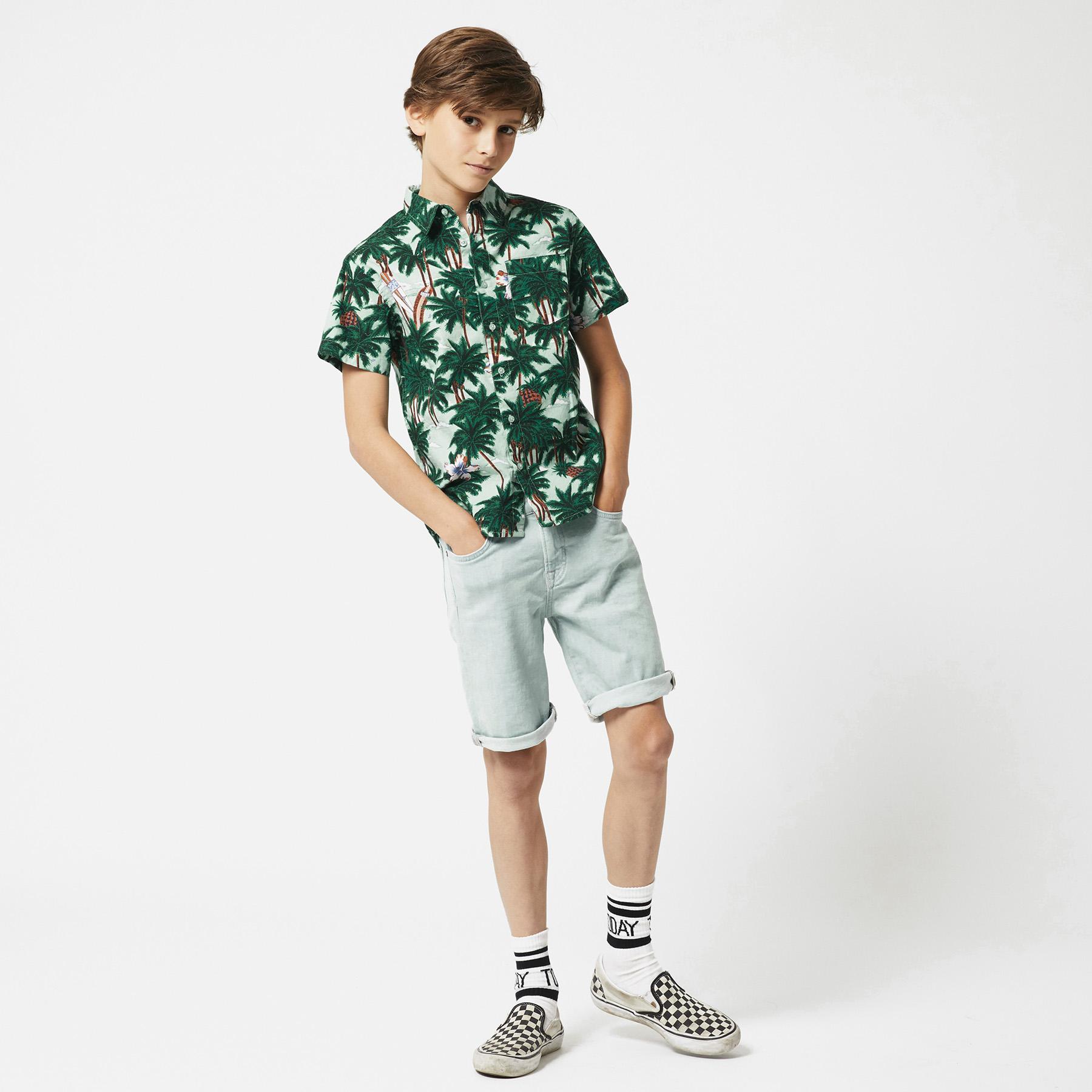 Overhemd Brayden Jr