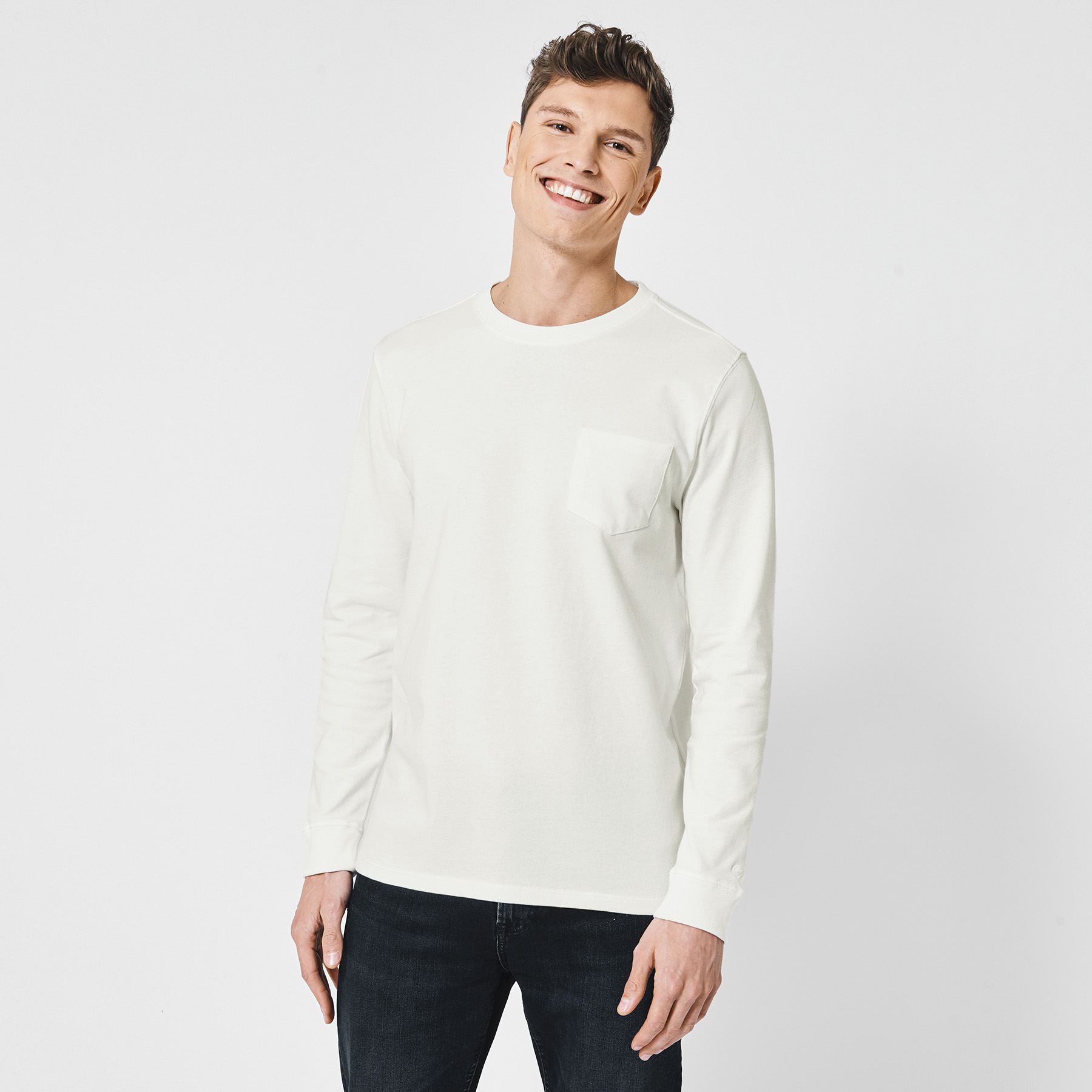 T-shirt a manches longues Lesley