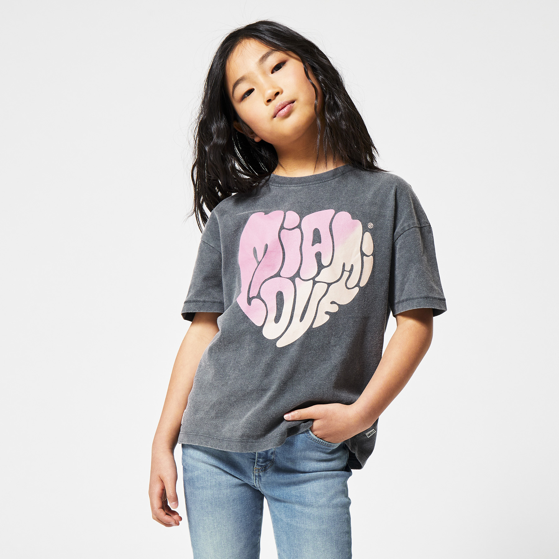 T-shirt Ember JR