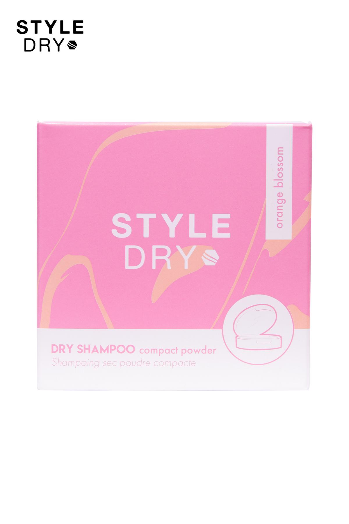 Cosmetics Dry Shampoo Powder