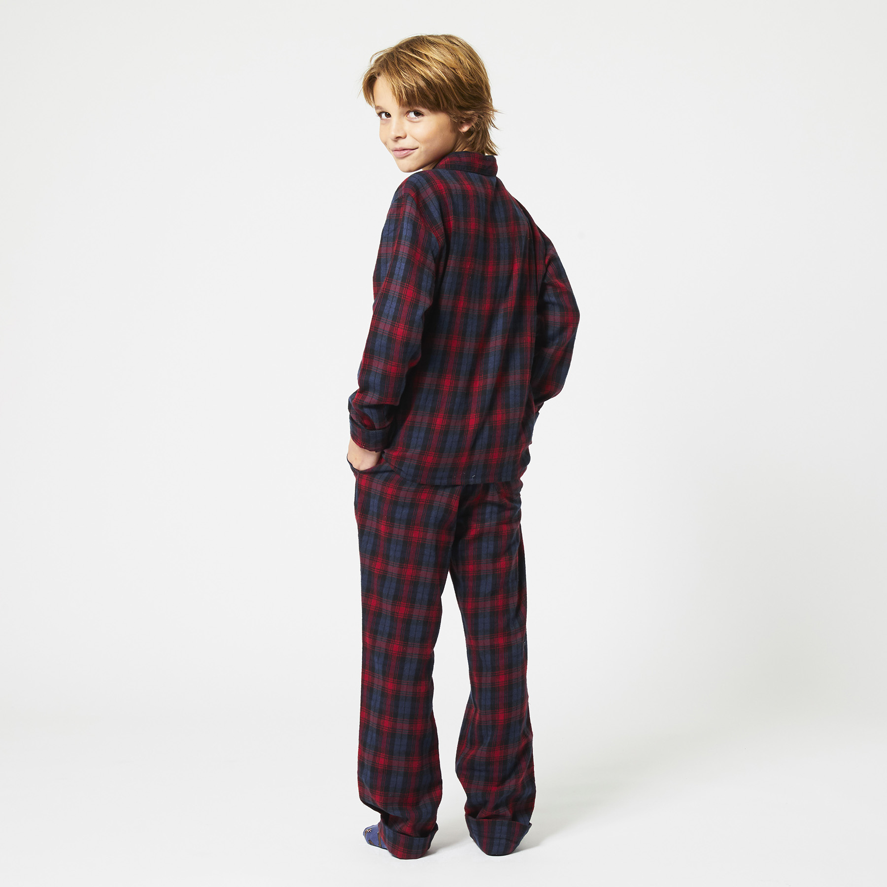 Pyjama Nathan shirt Jr