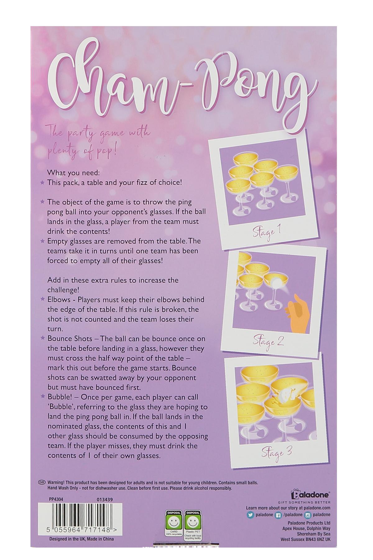 Gift Cham-pong