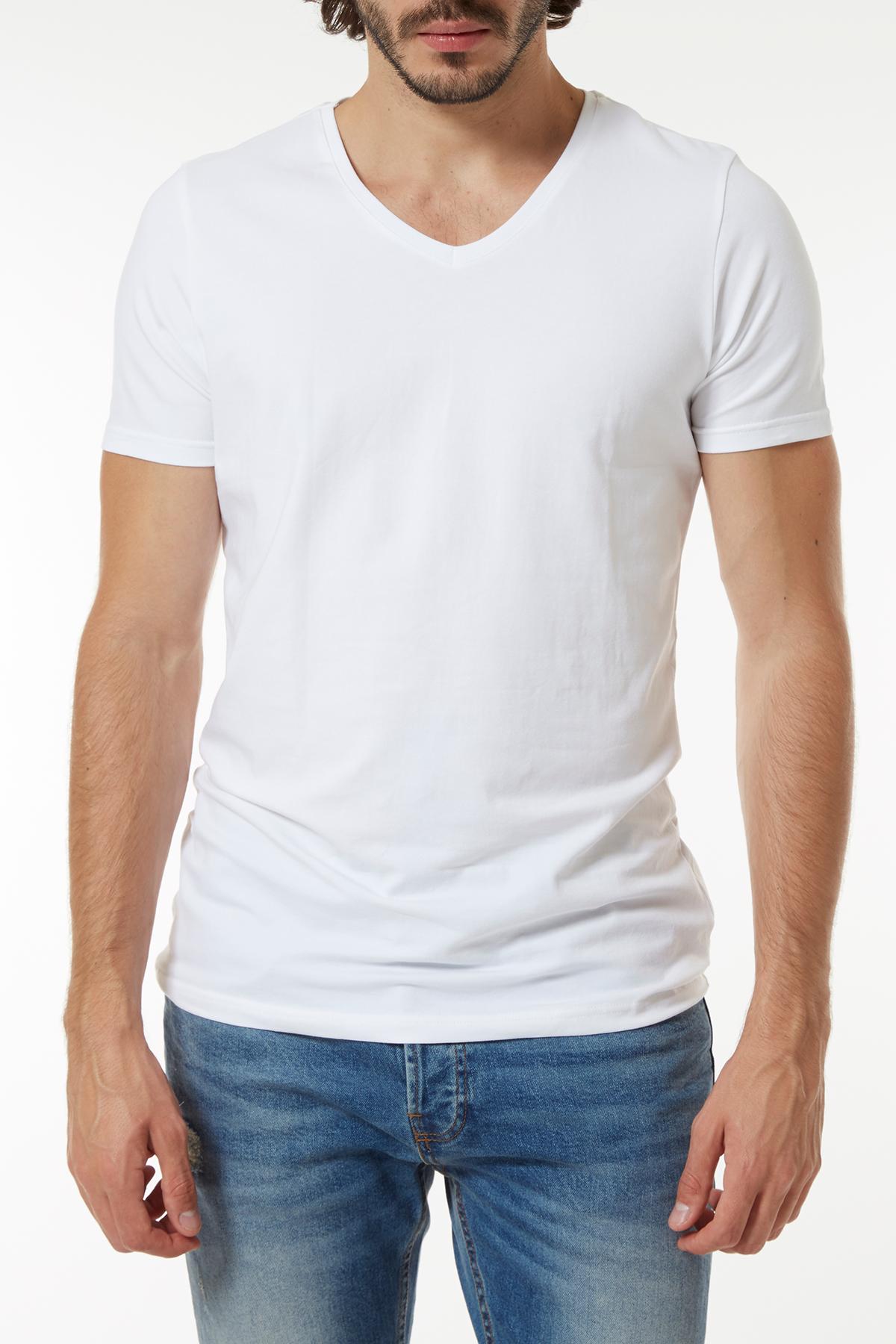 Basic T-shirt Brandon 2pack