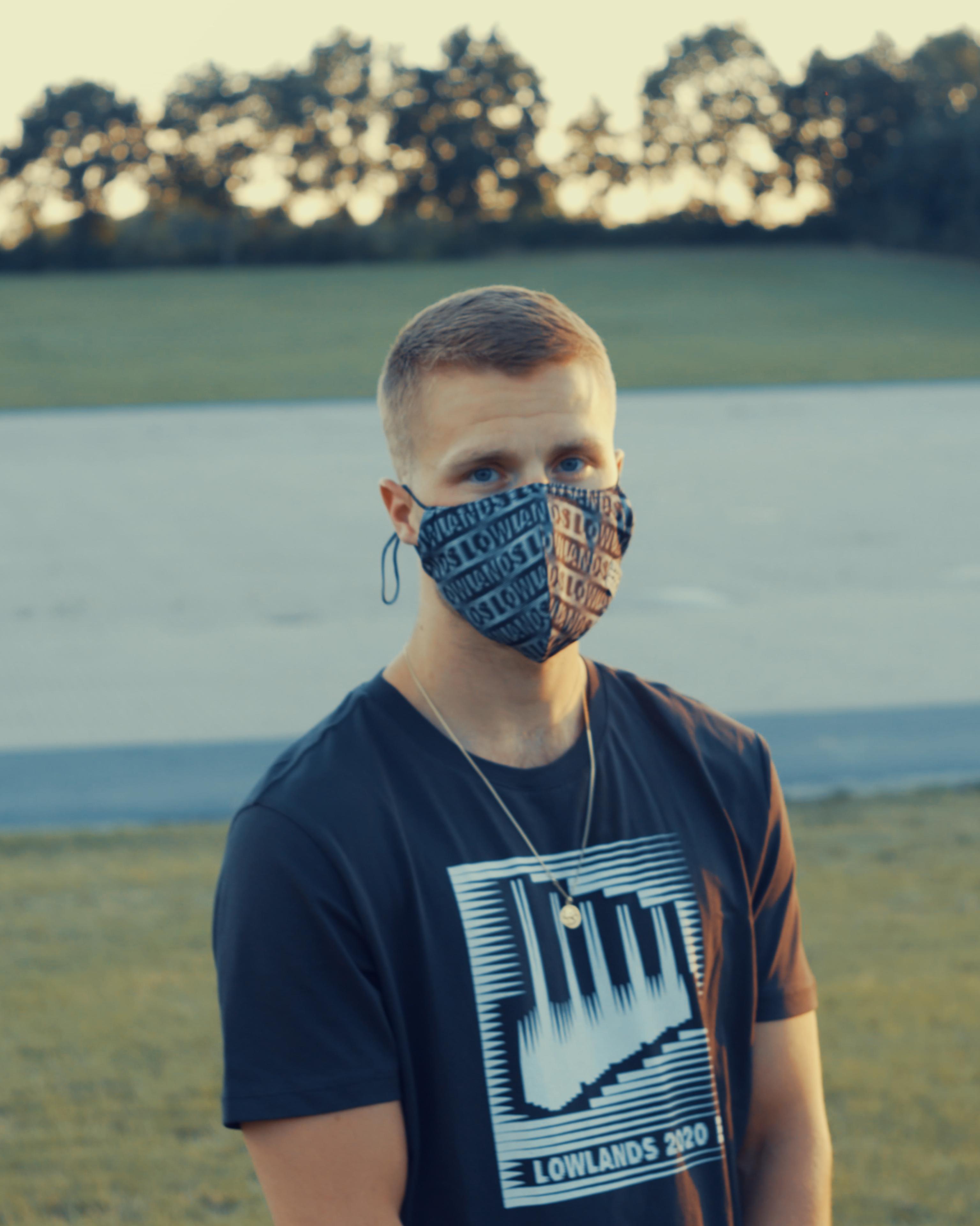 Mondkapjes Face Mask LL